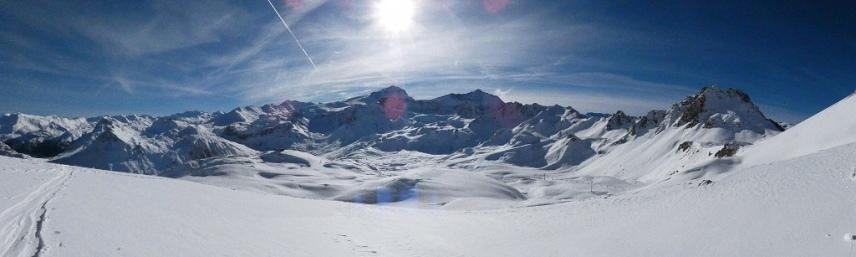 Snow conditions Tignes Wed 05 Dec 2018 - 16:53