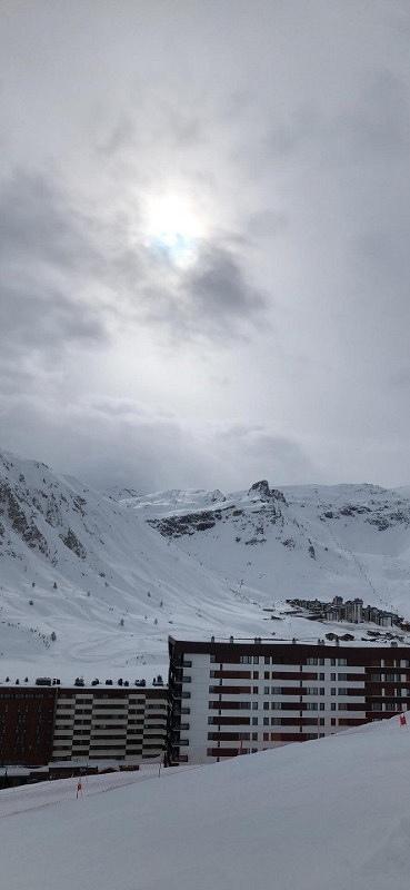 Snow conditions Tignes Sun 10 Feb 2019 - 12:17