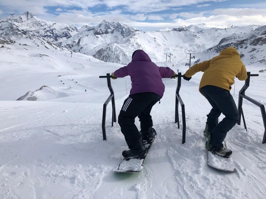 Snow conditions Tignes Tue 21 Jan 2020 - 12:21