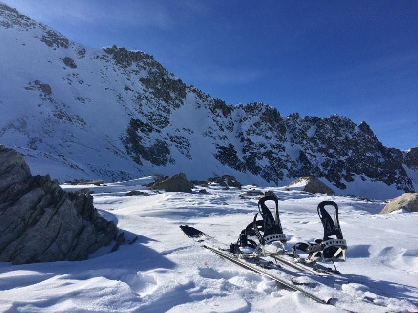 Snow conditions Tignes Wed 22 Jan 2020 - 09:36